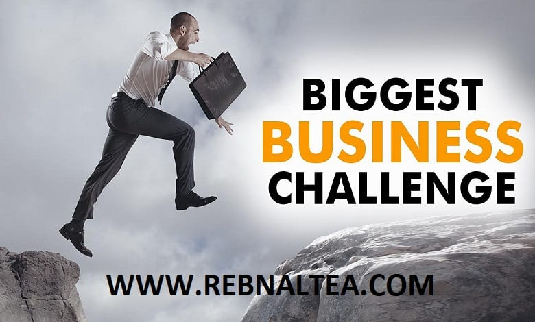 biggest business challenge