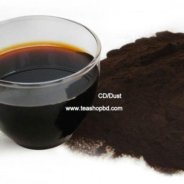 cd dust tea